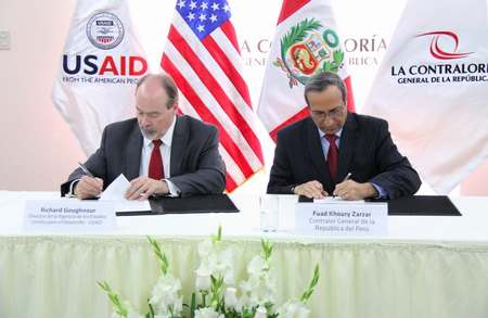 USAID Y la CIA