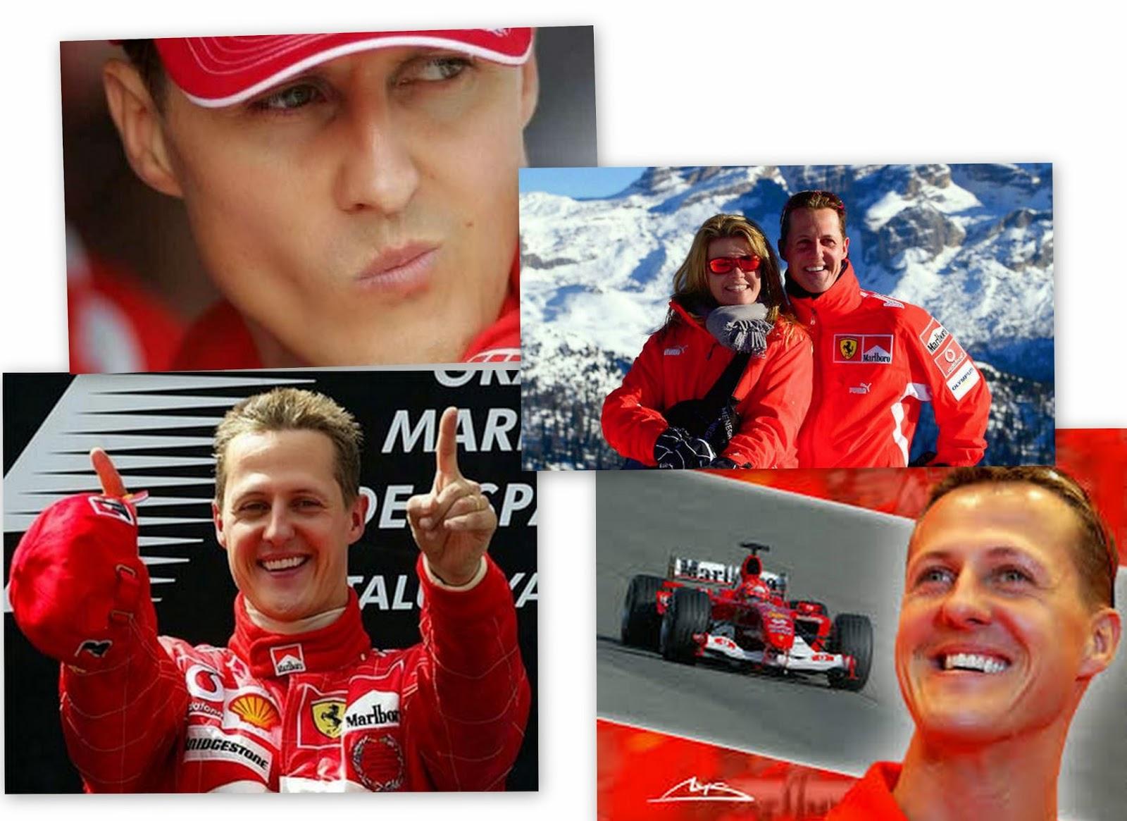 es un ex-piloto de Formula 1 , 7 veces campeón del Mundo. Apodado el