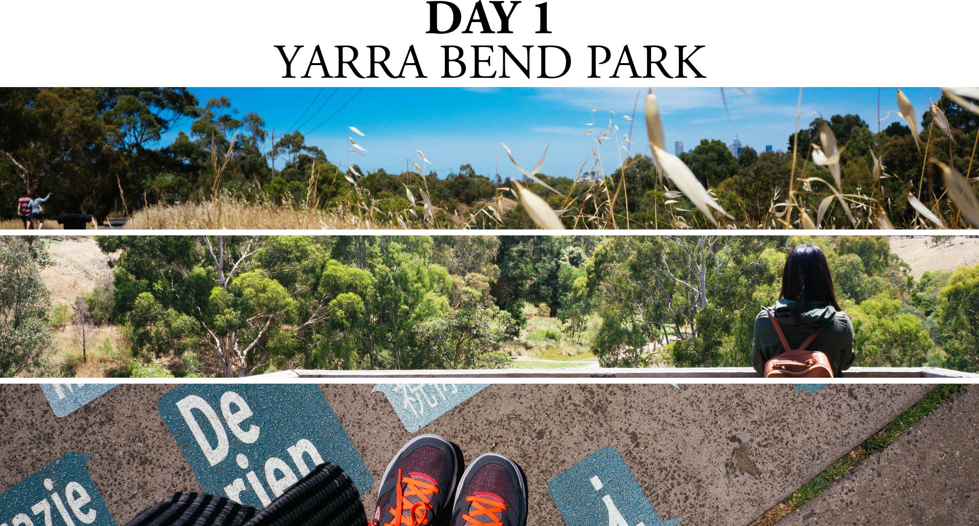 Yarra Bend Park Melbourne Australia City Guide