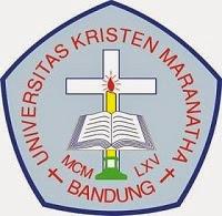 Logo Universitas Kristen Maranatha (UKM) Bandung