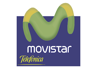Movistar Telefonica Logo Vector download free