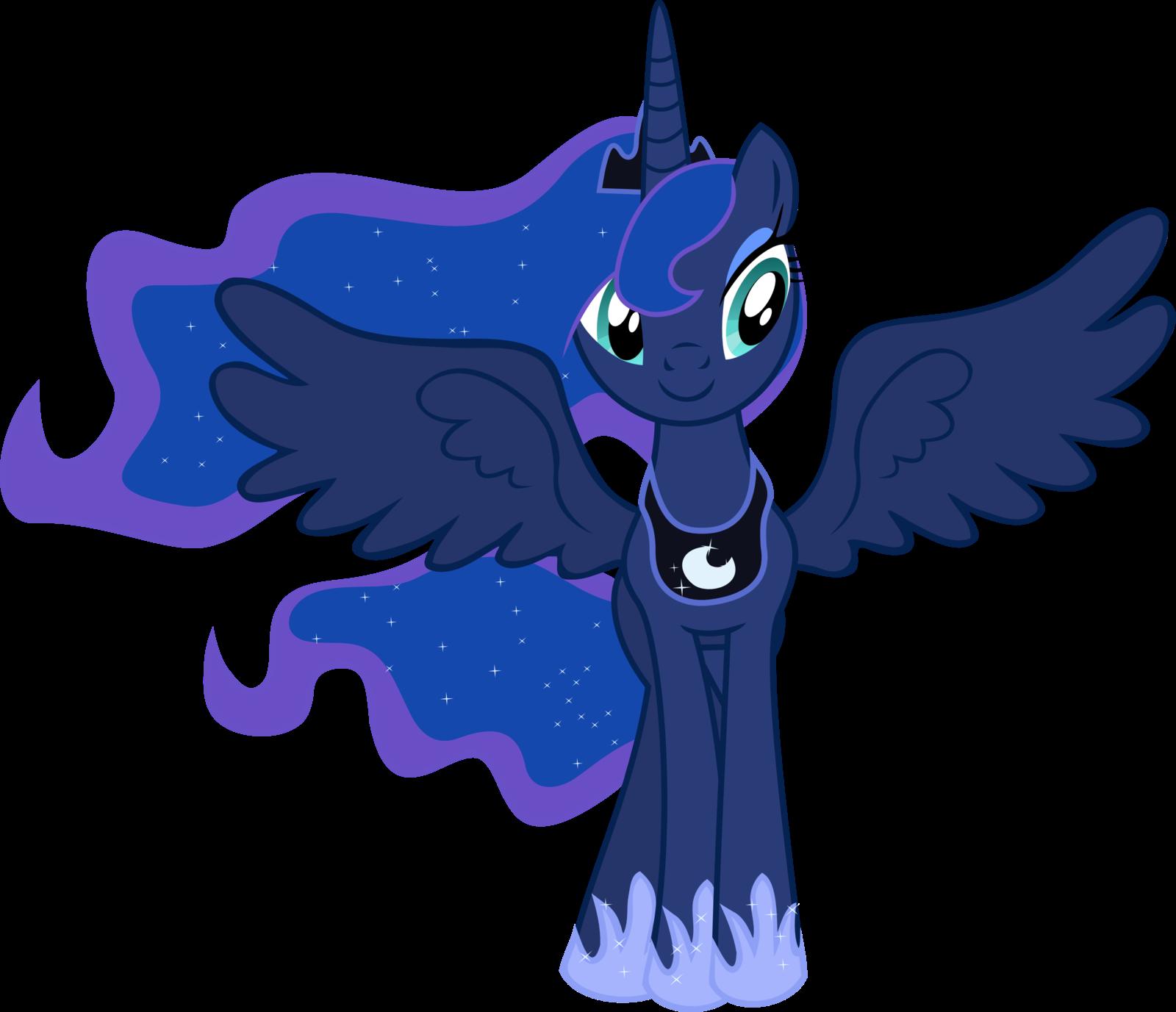 My Little Pony Friendship Is Magic Fan Blog Luna
