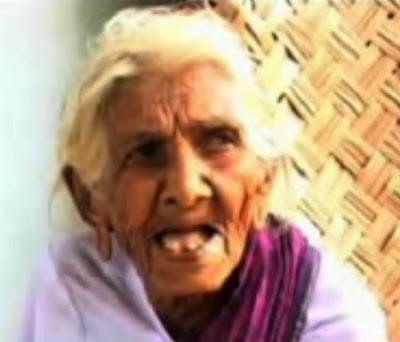 Sowmi Akka: Meet India's oldest grandmother