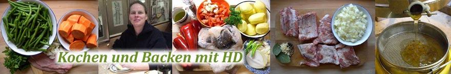 Kochen und Backen mit HD