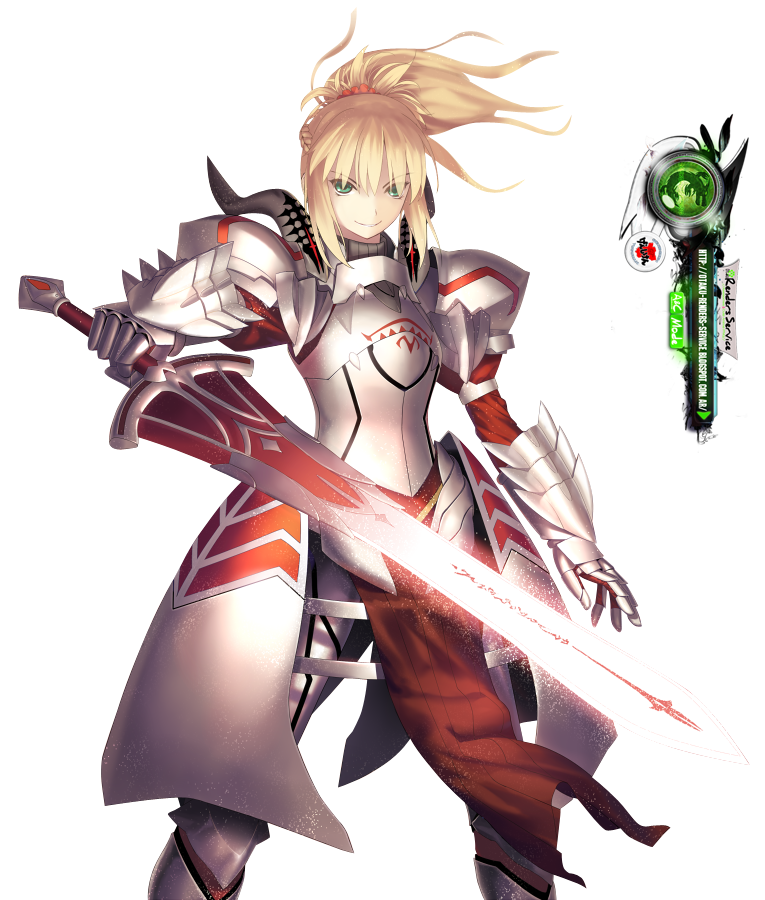 Stella 44631482+Fate+Aphocrypha+Mordred+AW+Knight+Render