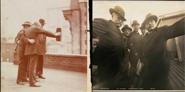Tahukah Anda Selfie Sebenarnya Telah Wujud Sejak Tahun 20 an Lagi