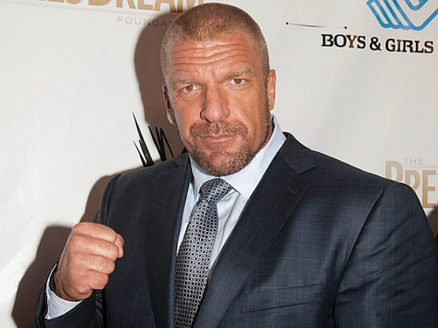 WWe Triple H Wallpaper