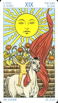 El Sol- Tarot Universal