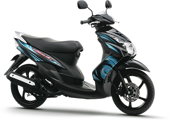 Modifikasi Motor Matic Yamaha Soul