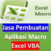 Jasa Pembuatan Macro Excel VBA