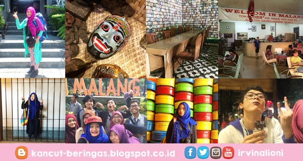 BACKPACKING KE MALANG