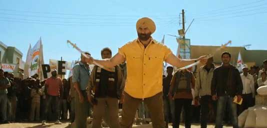 Singh Saab The Great Trailer