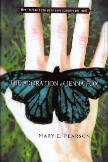 image: The Adoration of Jenna Fox - mystery book review