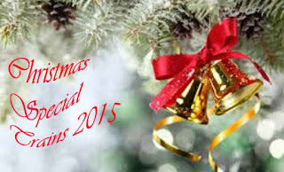 Christmas Special Super Fast Trains 2015