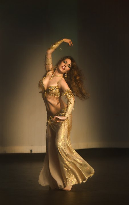 Funlure Arabic Belly Dancer Maria Sokolova