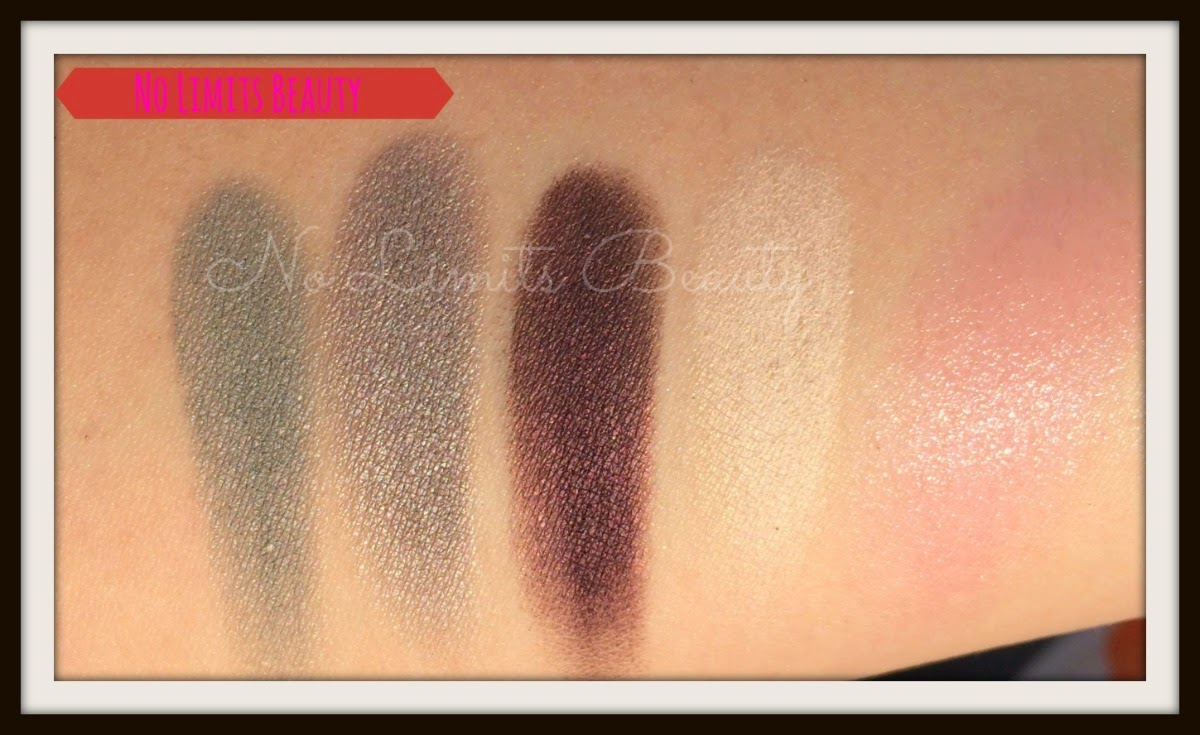 Catrice - It Pieces Highlights Fall-Winter 2014 - swatches