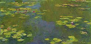 Le Bassin aux Nympheas, Claude Monet