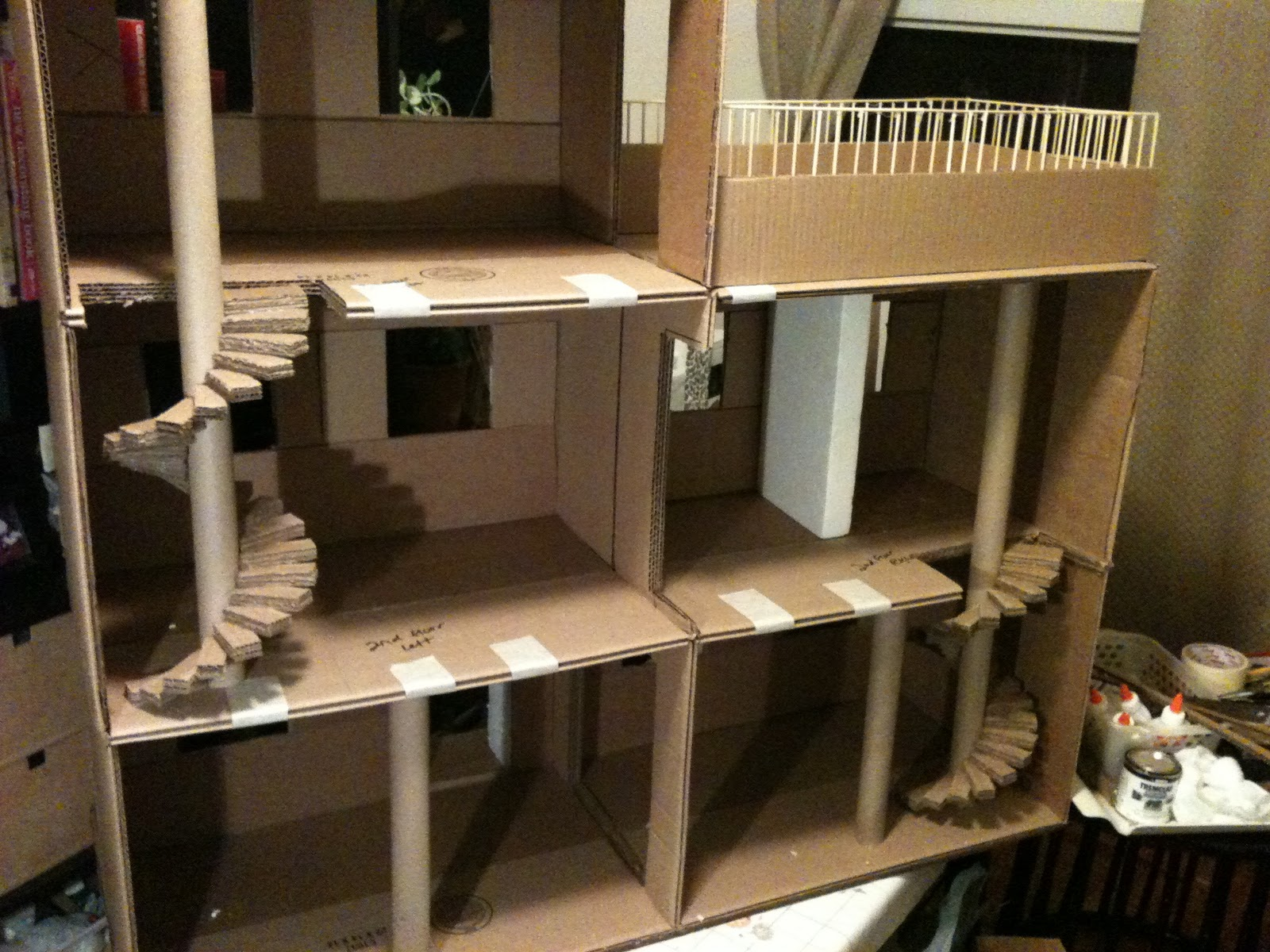 Monster High Doll House