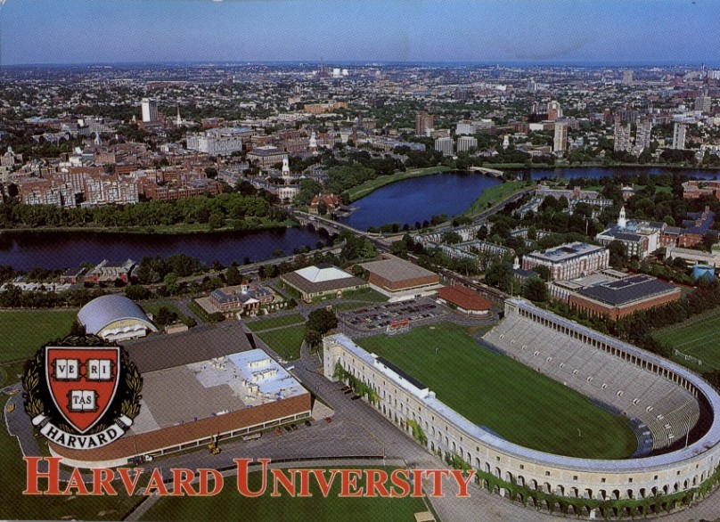 Harvard university usa hailed as the most popular study abroad