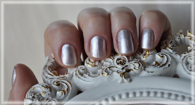 жемчужный лак для ногтей