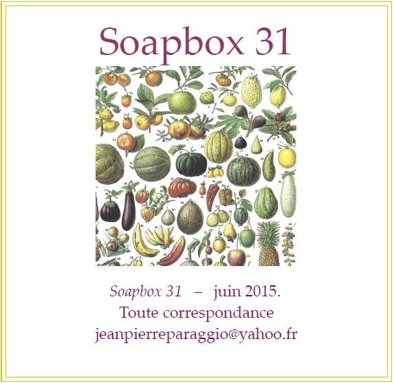 SOAPBOX 31, L'UMBO