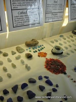 Sea Glass Museum in Fort Bragg, California