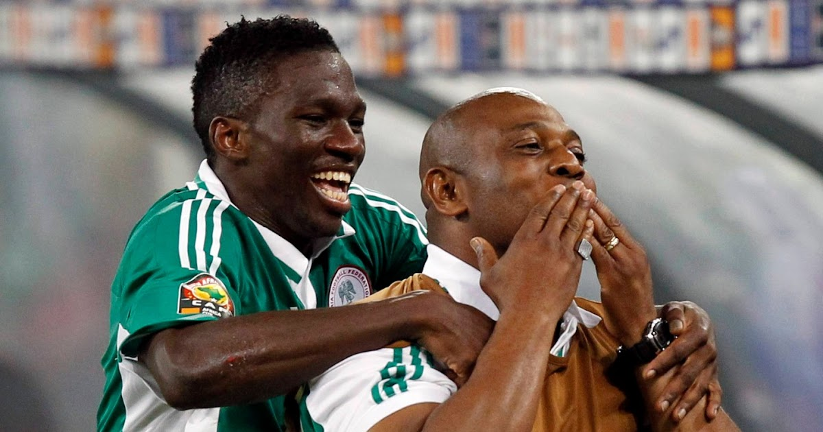 Image result for omeruo afcon 2013