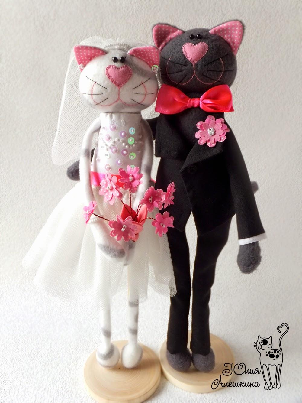 Игрушки на свадьбу