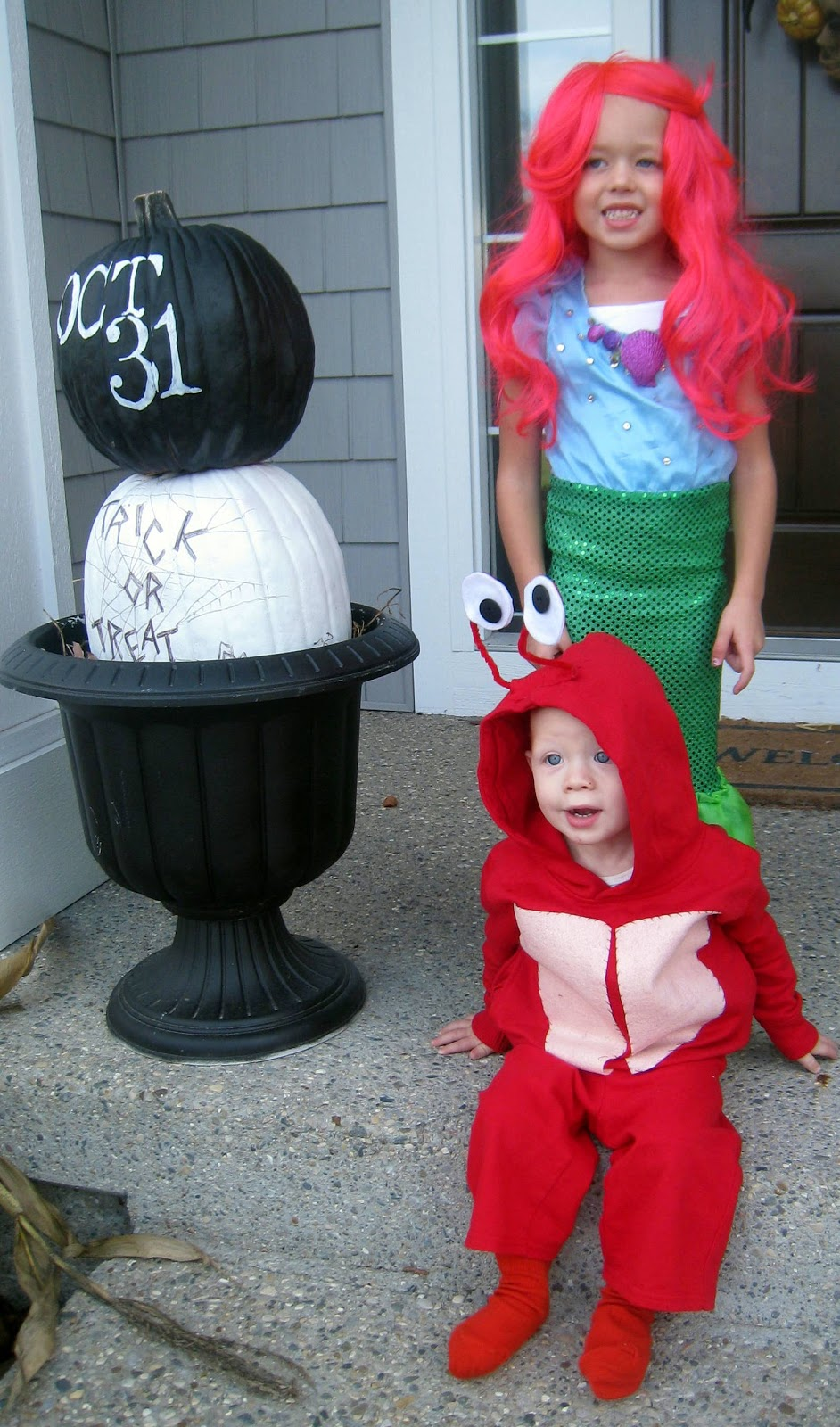 under the sea costumes the lilypad cottage