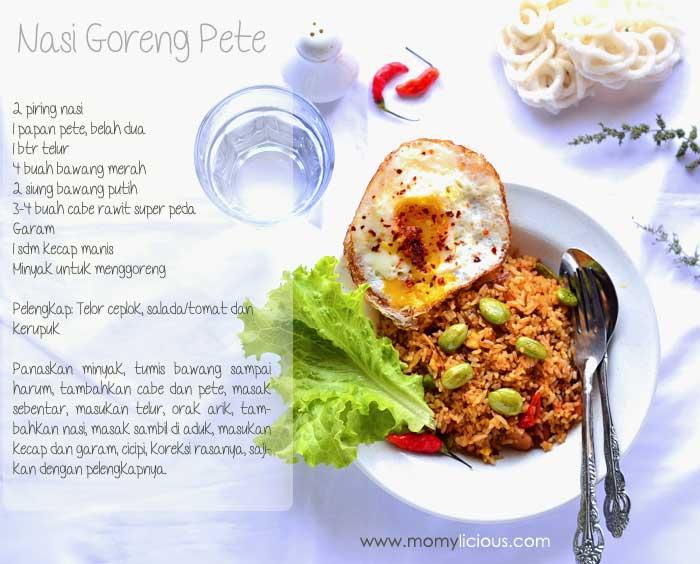 Nasi Goreng Pete