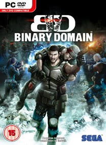 Binary Domain PC Game Boxart Binary Domain Collection PROPHET
