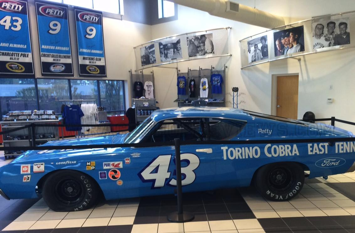 Race Shop Reviews Richard Petty Motorsports