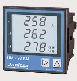 Đồng hồ giám sát năng lượng