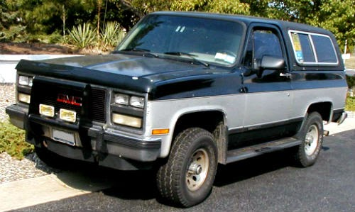 image of the chevrolet k5
