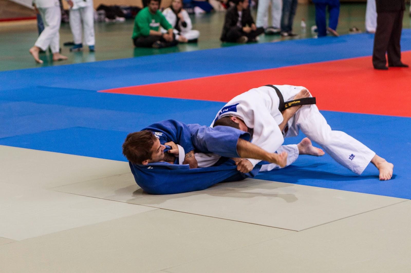 judo en baleares