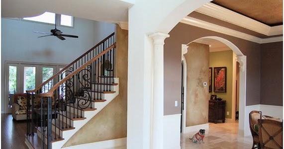 Fotos de escaleras barandillas de forja - Barandas de forja para escaleras ...