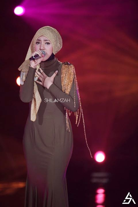 Shila Amzah ke final I Am Singer Vedio