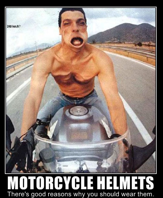 how to wear your hair under a motorcycle helmet