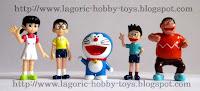 Doraemon Stand by Me Movie 5in1 Set Shogakukan