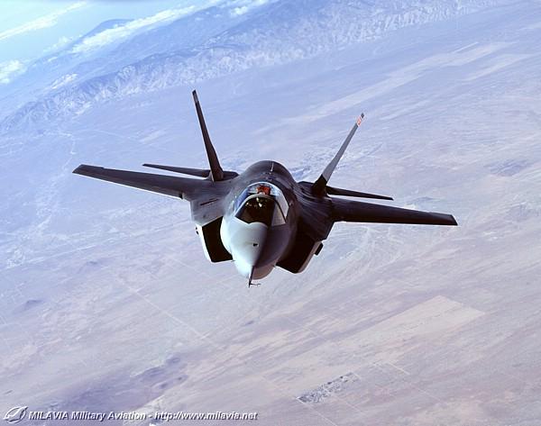 F-35 A Multi-Role Strike Fighter
