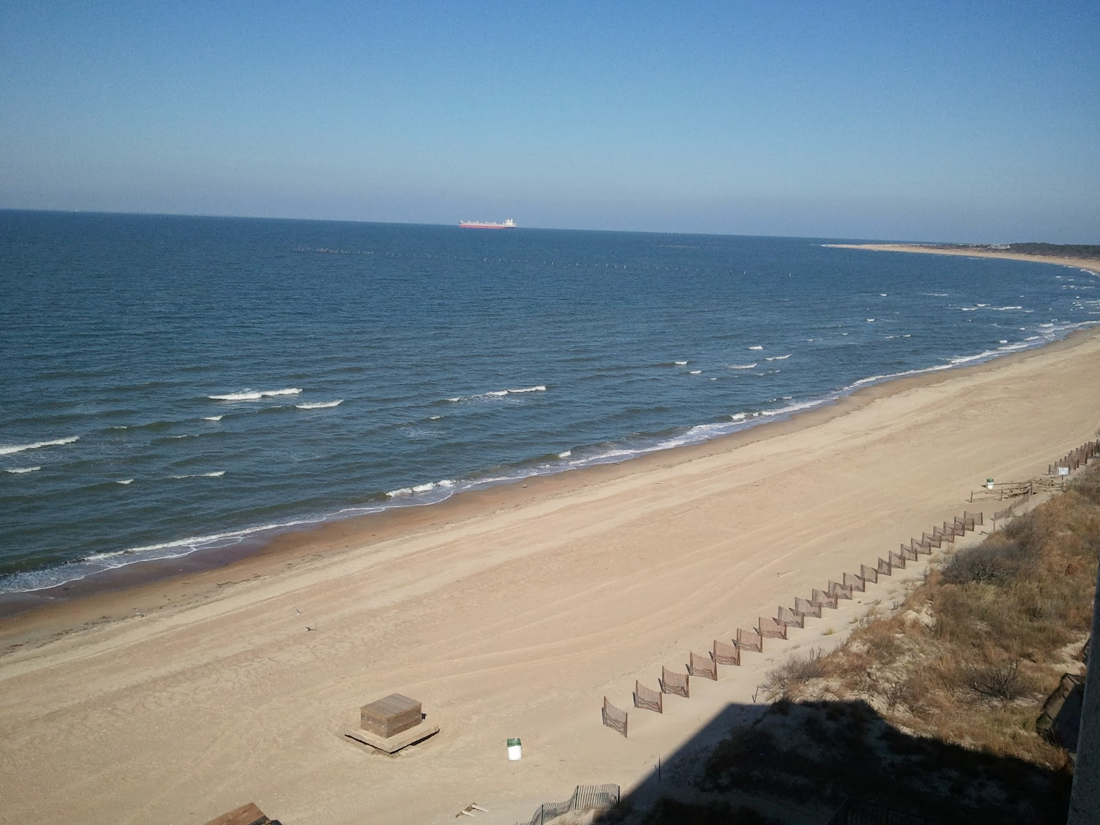 Art and Soul - A Creative Journey: Virginia Beach    What a View!