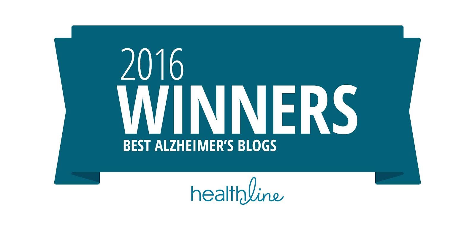 Healthline Top Alzheimer Blog