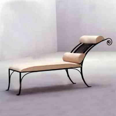 fotos de muebles de herreria