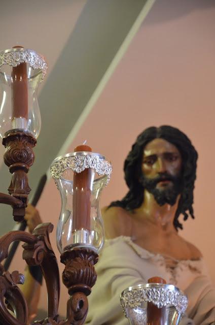 Ntro.Padre Jesús de la Esperanza en el Puente Cedrón (Sevilla)