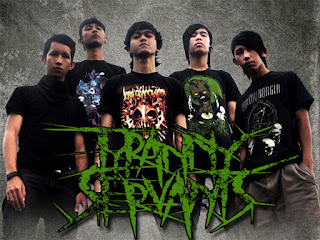 Tyranny Servants Band Melodic Death Metal Deathcore Metalcore Bandung Foto personil Images Logo Artwork Wallpaper