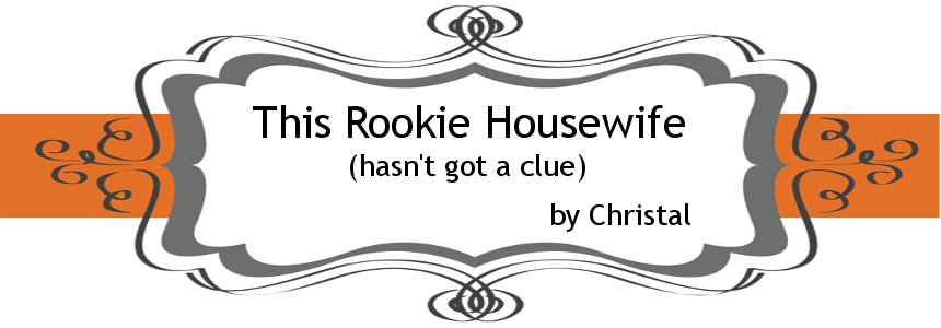 This Rookie Housewife