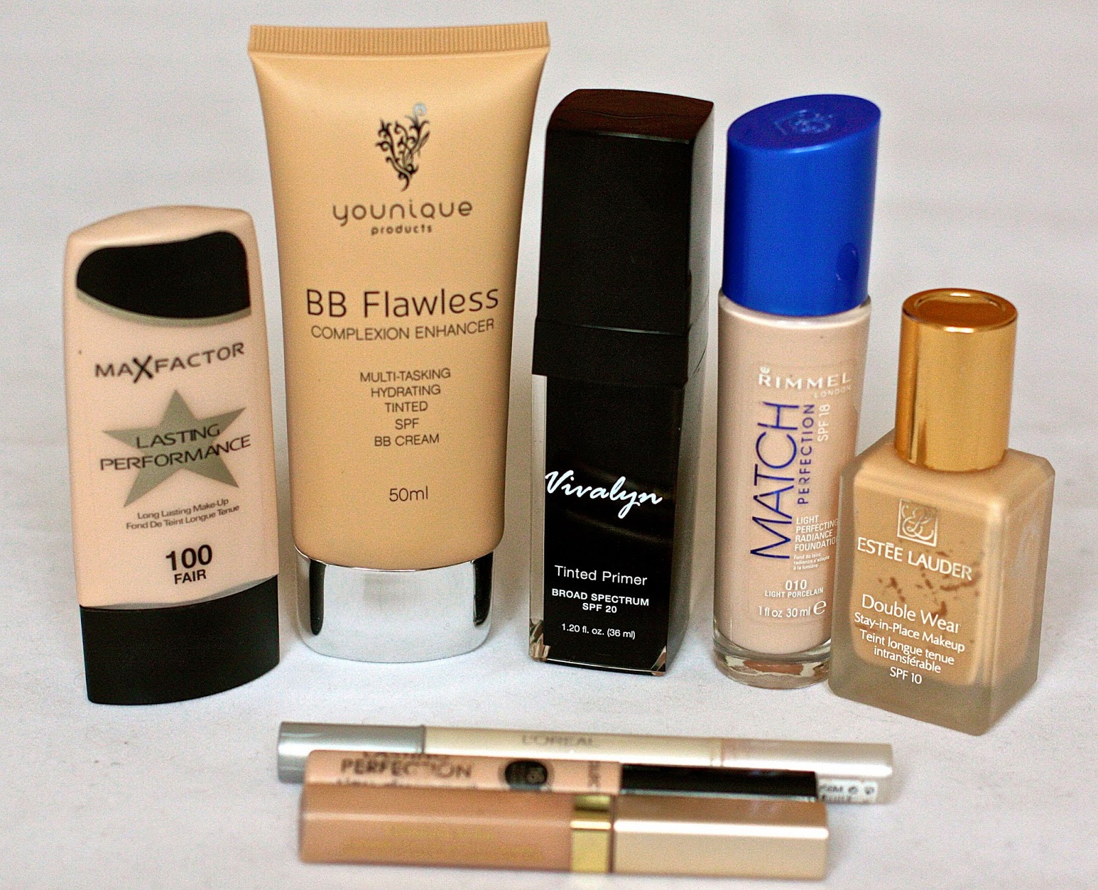 The best foundation brands -  read the article