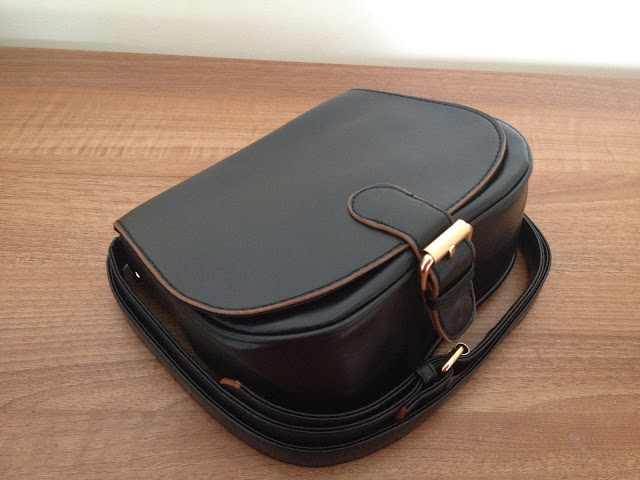 Black Saddle Bag Primark