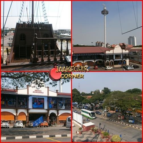 muzium bahtera, muzium samudera, aktiviti menarik di Melaka, tempat menarik di Malaysia, tempat menarik di melaka, bandar hilir melaka, melaka, muzium melaka