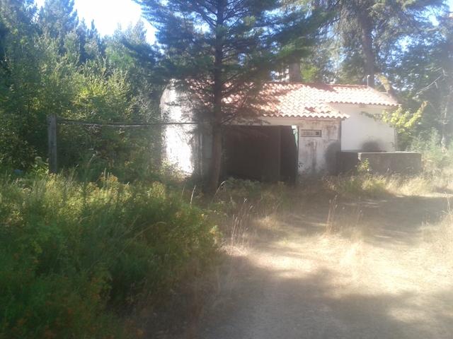 Arrumlos Casa do Guarda Florestal de Serrazes